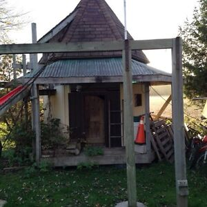 Large playhouse