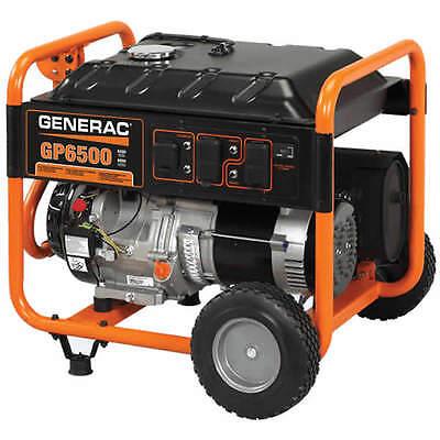 Generac 5940 Gp6500 - 6500 Watt Portable Generator