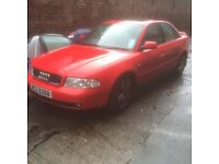 2000 B5 A4 1.8 T for breaking