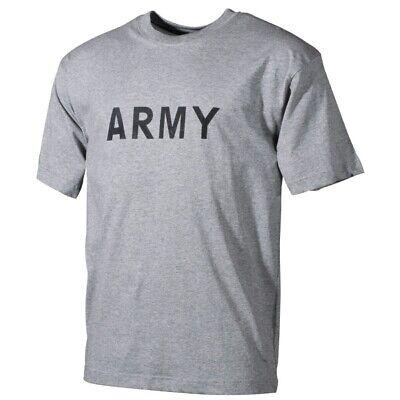 Us Army T-Shirts in Grau ,US Army, Ranger