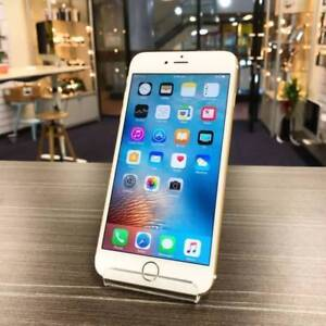 GOOD CONDITION IPHONE 6 PLUS 128GB GOLD WARRANTY UNLOCKED INV
