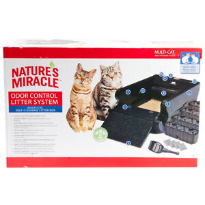 Natures Miracle odorless Pet Automatic Disposal NEW