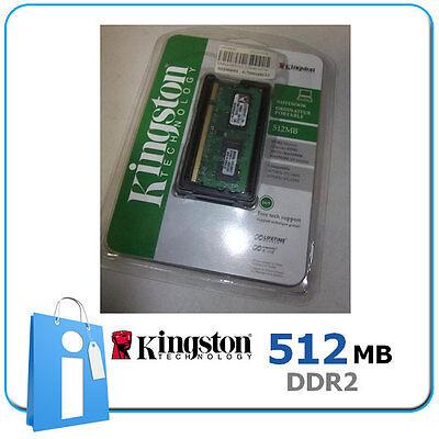 Memoria RAM SODIMM 512 Mb DDR2 667 Mhz - pc5300 portatil netbook...