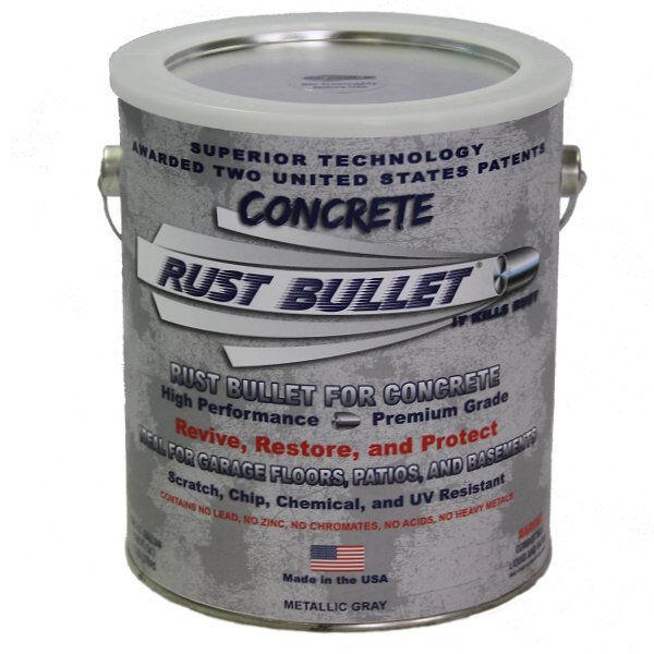 Rust Bullet for Concrete - Gallon