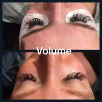 Eyelash extensions ( promo) check out my Facebook