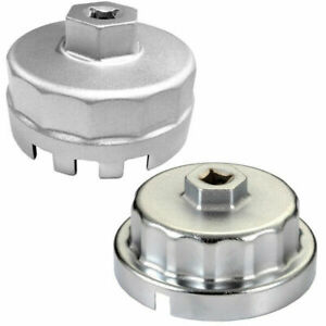 Toyota & Lexus cartridge oil filter wrench set (2 pcs) 61603