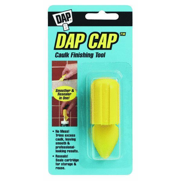 DAP Cap Caulking Tool DAP 18570 use for finishing tool or reseal cartridge 12 PK