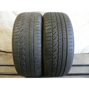 235/40R18 Set of 2 Michelin Used Free Inst.&Bal. 75% Tread Left