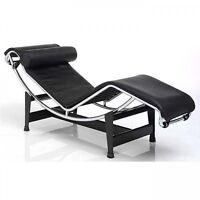 Le Corbusier collection LC4 Chaise Lounge! ONLY $800