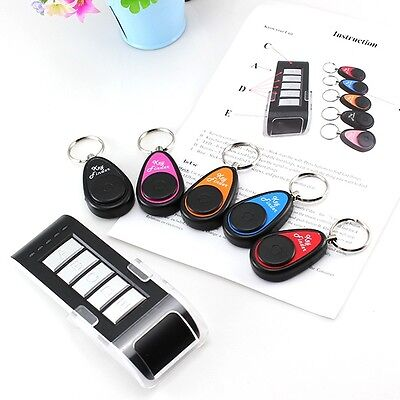 5 in 1 Remote Wireless Key Wallet Finder Locator Lost Thing Alarm