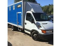 Ideal farm horse stud iveco 35 2,8 6speed ps poss
