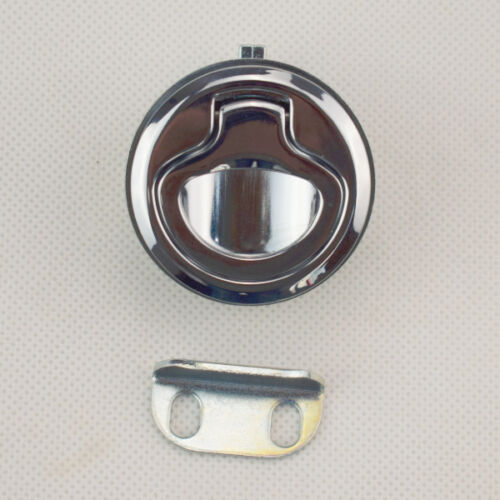 "4 PCS 1.5/""  Marine Boat Deck Hatch Flush Pull Latch Lock Practical US Shipping"