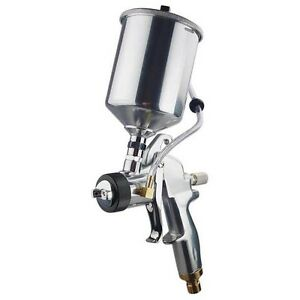 about tp tools hvlp turbine gravity fed paint spray gun hp 504 14. Black Bedroom Furniture Sets. Home Design Ideas