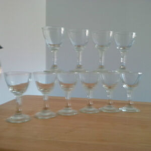 Matching Glasses - sets individually priced