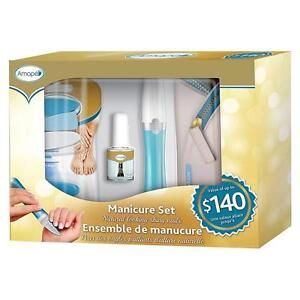 Brand New - Amopé Pedi Perfect Nail Care Gift Pack