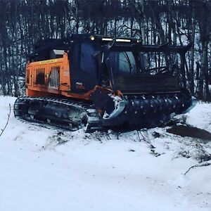 Land clearing/Forestry mulcher services
