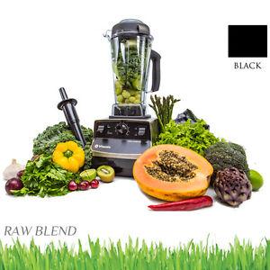 Vitamix TNC 5200 Blender - Black - Original Australian Dealer