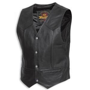 New Held Dillon leather vest from Germany