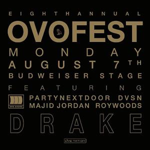 OVO Fest Lawn GA 2 Tickets