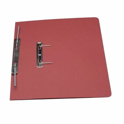 Guildhall Red Foolscap Transfer Spiral File (Pack of 50) 348-RED [GH22134]