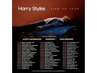 2 tickets to see Harry Styles