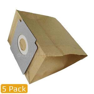 Zanussi ZAN3002EL ZAN3002 Replacement Vacuum Cleaner Hoover Bags 5 Pack