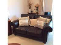 Lovely Gainsborough leather sofas