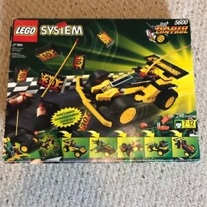 Lego 5600 New sealed from 1998 - RC Racer!