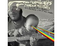 Vinyl record. LP , Flaming Lips doing Dark Side Of The Moon