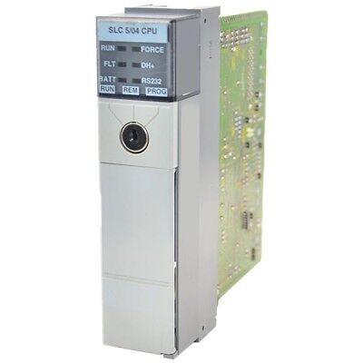 1747-l542-b Allen Bradley 32k Ram Slc504 Processor Unit Slc500 --sa