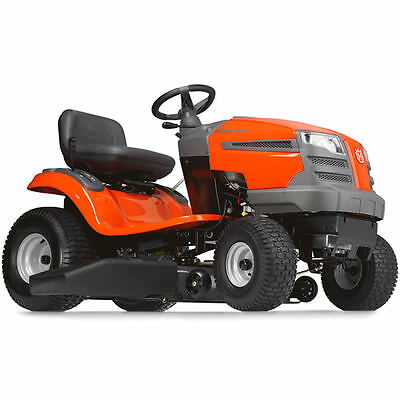 Husqvarna Lta18538  38   18 5Hp Lawn Tractor