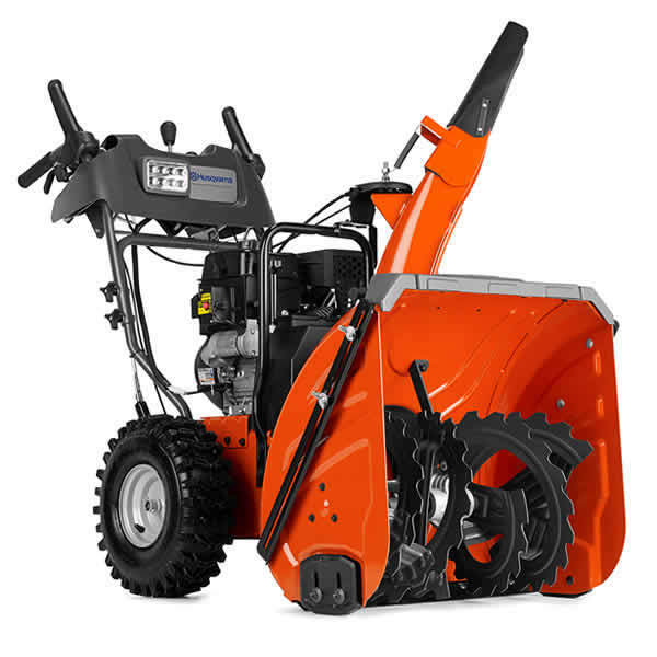 "Husqvarna St324p (24"") 254cc Two-stage Snow Blower"
