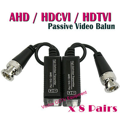 4x25ft BNC Video /& Power Cable for Security Camera Support HD-CVI,TVI.AHD