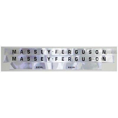 New Massey Ferguson 1080 Decal Set