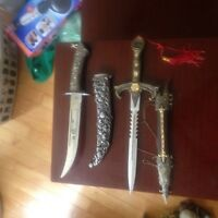 Decorative knives, other