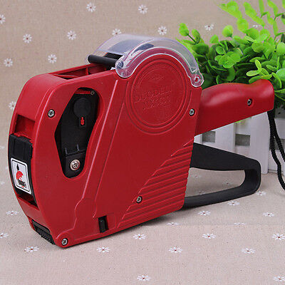 Mx-5500 Eos 8 Digits Price Tag Gun Labeler Retail Tool Price Gun 1 Ink Label