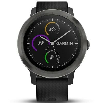 Garmin Vivoactive 3 Smart Activity Tracker Black   Slate