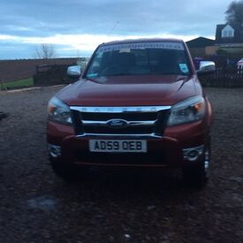 Ford ranger automatic no vat