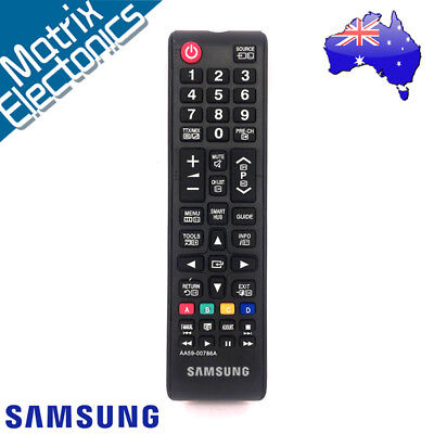 New SAMSUNG TV Remote Control AA59-00786A / AA5900786A OEM Replacement New