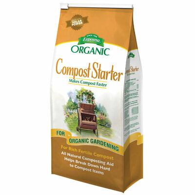 Espoma Organic Compost Starter 4lb