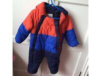 9-12 Snow Suit