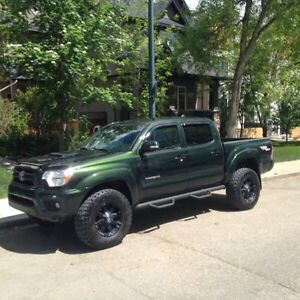 Want larger tires on your Tacoma? Sick of seatbelt chime?