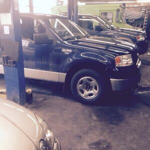 Parting out a 2006 Ford F-150 2wd