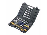 Draper 61 piece tool set / kit - brand new