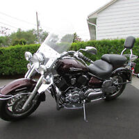 Yamaha V-Star Classic- Lots of Power and Torque!