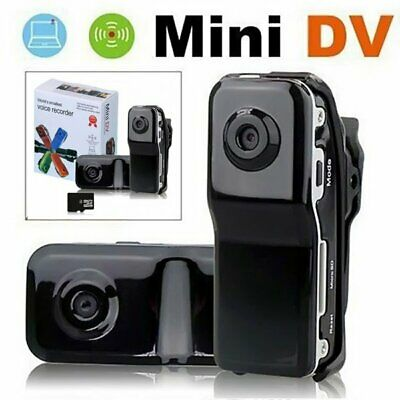 Mini DV Motorcycle Helmet Video Camera Cam Sports Camcorder Recorder DVR US