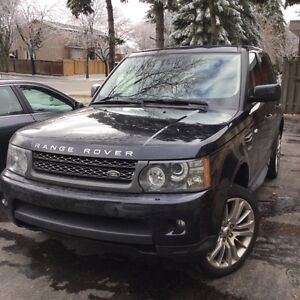 2010 LAND ROVER RANGE ROVER SPORT LUX HSE *PRICE REDUCED*