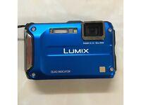 Panasonic LUMIX underwater camera