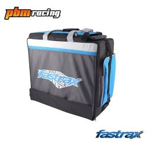 Fastrax Compact Hauler Bag RC Pit Transport Bag + Drawers - FAST689