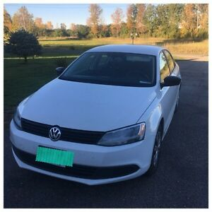 2013 VW Jetta Kingston Kingston Area image 1